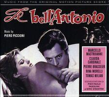 Piero Piccioni - Il Bell'Antonio ( CD ) NEW / SEALED SOUNDTRACK