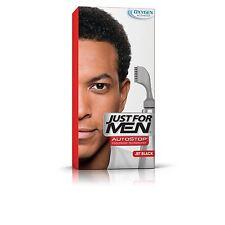 Just FOR MEN A60 Nero Corvino autostop colore dei capelli-Confezione da 3