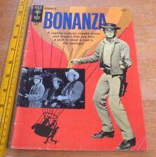 Bonanza #15 (Aug 1965, Western Publishing)