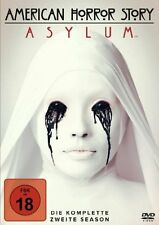 4 DVD-Box ° American Horror Story - Staffel 2 - Asylum ° NEU & OVP