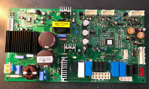 Used LG Refrigerator LSXS26366S/01 Control Board EBR78931602