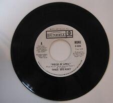Three Dog Night: Pieces Of April 45RPM ABC # D-4331 Promo Copy Mono/Stereo '72 R
