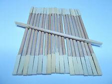 20 Reinigungsstäbchen mit Leder Bezogen zum Reinigen der Akai,Nagra Tonköpfe