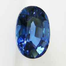 SAPPHIRE 1.76ct!! NATURAL BLUE COLOUR - EXPERTLY FACETED IN GERMANY +CERTIFICATE