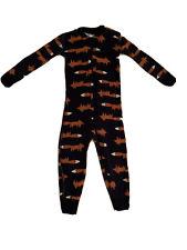 Hanna Andersson 90 3T Sleeper Organic Pajamas Fox Foxes Forest, Boys Unisex