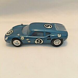 Monogram Lola MK6 GT Slot Car - Vintage 1965!