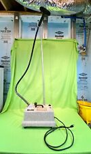 Nice Jiffy Steamer On Wheels Model J-4 120v- Made In The Usa! Works Great!