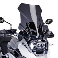 BMW R 1200 GS ADVENTURE 2014 > PUIG SCREEN DARK SMOKE TOURING WINDSCREEN