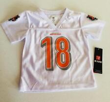 NFL Cincinnati Bengals Girl s Baby Toddler 2t AJ Green  18 Team Player  Jersey 5cd1bf9ba