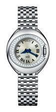 Bedat N º 2 Acero Inoxidable & Diamante Mujer Lujo Suizo Reloj