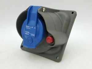 Legrand Hypra Prisinter 52002 16A 250V Industrial Socket Receptacle IP44 2p+ NOS