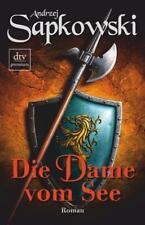 Die Dame vom See / Hexer-Geralt Saga Bd.8 von Andrzej Sapkowski (2011, Taschenbuch)
