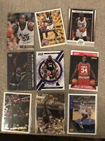 Shaquille O'Neal Lot (19) Upper Deck Fleer Skybox Topps Lakers Heat Magic