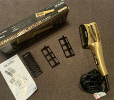 Andis Ceramic Ionic Styler 1875-Watt Hair Dryer, Gold