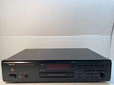DENON CDR-1000 COMPACT DISC PLAYER RECORDER