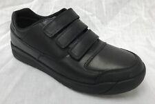 3d3d00e54 BNIB Clarks Bootleg Boys Monte Lite Black Leather Air Spring School Shoes