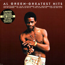 AL GREEN 'Greatest Hits LP NEW 180-gr Marvin Gaye Motown Curtis Mayfield O'Jays
