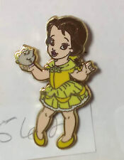Disney Pin 56223 Toddler Princess - Mini Pin Boxed Set Belle Only