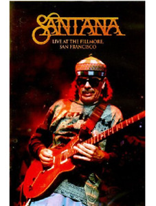 Santana - Live at the Fillmore [DVD] [2008]