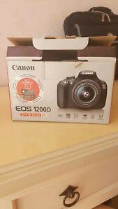 Fotocamera Canon EOS 1200D