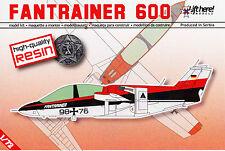 Lhm035/LIFT here Models-fantrainer ft600 su resina 1/72 - rarità
