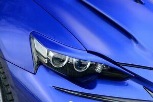 Front Pads for Headlights(Eyelids Covers) 8U1 for Lexus IS III Gen 2013-2016