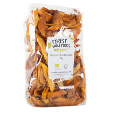 Forest Whole Foods - Organic Dried Mango (Amelie Variety) 1kg