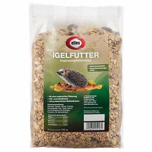 Elles Igelfutter 750g (für eine artgerechte Fütterung - geeignet für Igel)