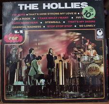 THE HOLLIES SUPERB POP GROUPS VOL.3 FRENCH LP SOUND SUPERB