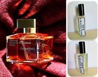 Maison Francis Kurkdjian Grand Soir-Extrait de parfum on 20 Ml spray oil based