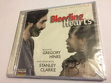 BLEEDING HEARTS (Stanley Clarke) OOP 1996 Score OST Soundtrack CD SEALED