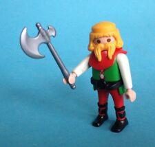 503003 Vikingo verde simple playmobil viking wikinger