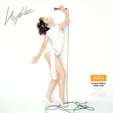 Kylie Minogue. Fever (NEW LP, Limited White Vinyl)