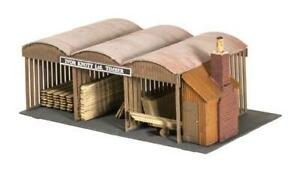 Wills SS73 OO Gauge Timber Yard Kit