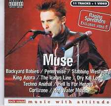 MUSE / BACKYARD BABIES / RAGING SPEEDHORN / PENNYWISE + ROCK SOUND CD Vol. 26