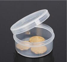 Small Transparent Plastic Case Storage Box Organizer Container ca-bu