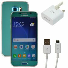 Samsung Galaxy S6 32GB Unlocked Mobile Phone Smartphone 4G LTE Blue