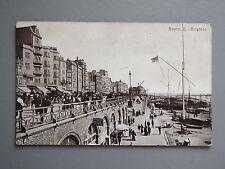 R&L Postcard: Brighton Beach, Edwardian, Well Animated, Rifle Range etc
