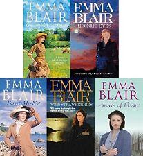 Emma Blair ___ 5 Libro Juego ____ Nuevo ___ Envío Gratuito GB