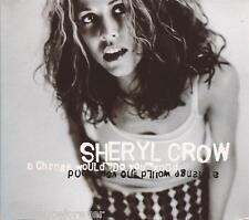 SHERYL CROW - A Change Would Do You Good (UK LE 4 Tk CD Single Pt 2/Photocards)