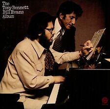 THE TONY BENNETT BILL EVANS ALBUM