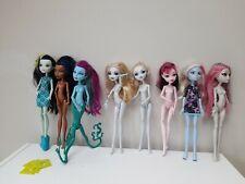 Monster High Bundle Spare Repair Incomplete Dolls