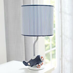 Carter's Take Flight Airplane Lamp and Shade