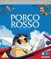 Porco Rosso Blu-Ray + DVD Nuevo Blu-Ray (OPTBD0318)