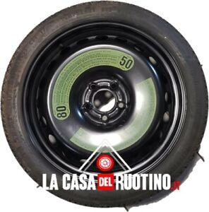 RUOTINO DI SCORTA DACIA DUSTER ORIGINALE(GOMMA 145/90 R16)