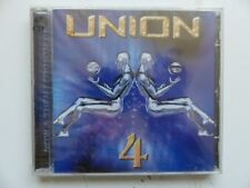 CD Album UNION 4 Now & then Frontiers FR CD 078  2XCD   METAL HARD