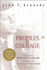 Profiles in Courage the classic paperback BOOK by John F Kennedy FREE SHIPPING