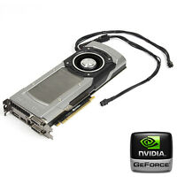 Apple Mac Pro nVidia GTX780 3GB Graphics Video Card Dual DVI CUDA 2008 - 2012 4K
