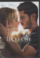 The Lucky One Dvd Zac Efron Taylor Schilling