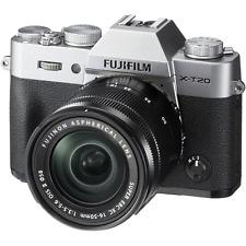 Neues AngebotFujifilm x-t20 + 16-50mm II Digital Mirrorless Kamera: Silber-Generalüberholt